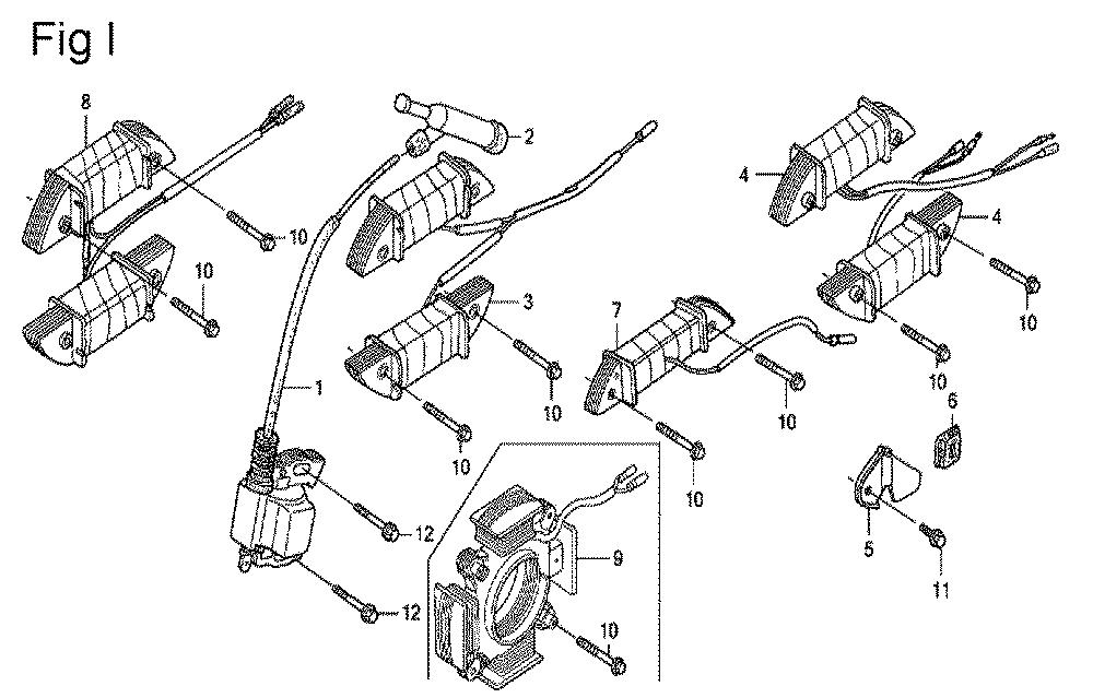 GX200-(PX-Seri-19-8999999)-Honda-PB-9Break Down