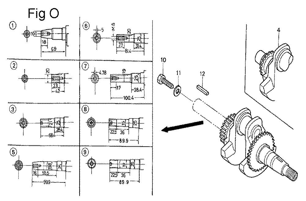 GX200-(QXC9-Seri-19-8999999)-Honda-PB-15Break Down