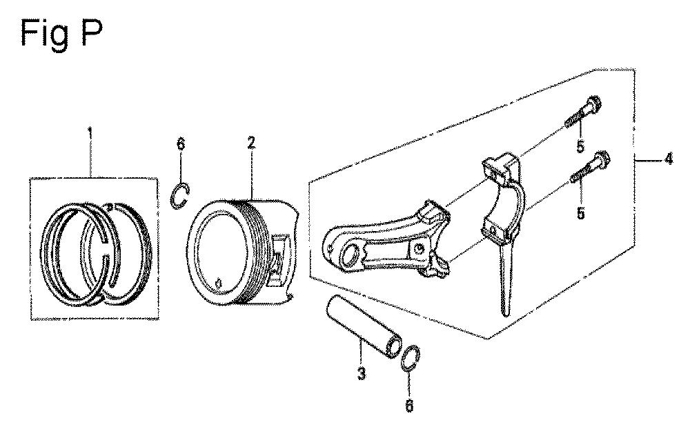 GX200-(QXC9-Seri-19-8999999)-Honda-PB-16Break Down