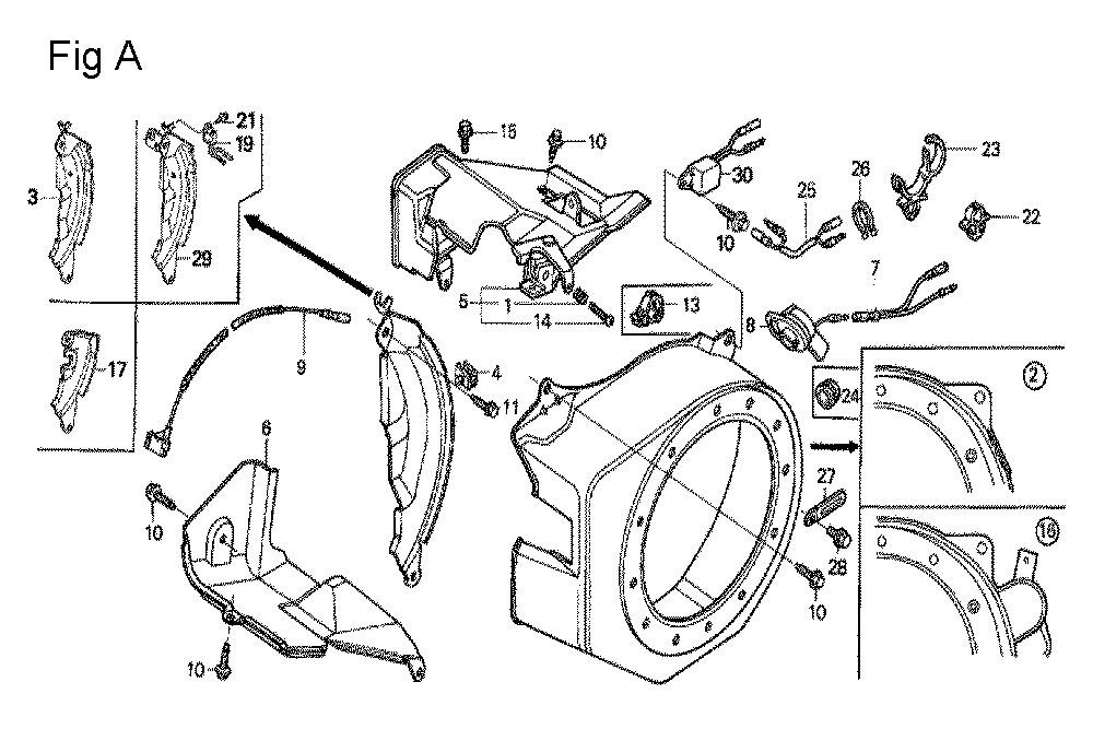GX200-TTX2-Honda-PB-1Break Down