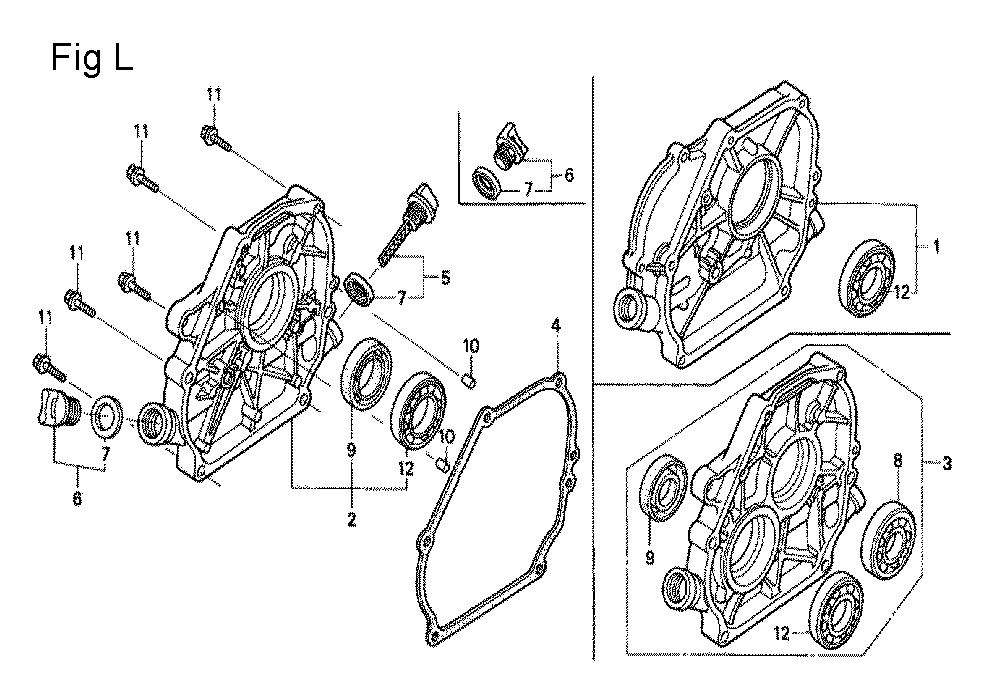 GX200-TTX2-Honda-PB-12Break Down
