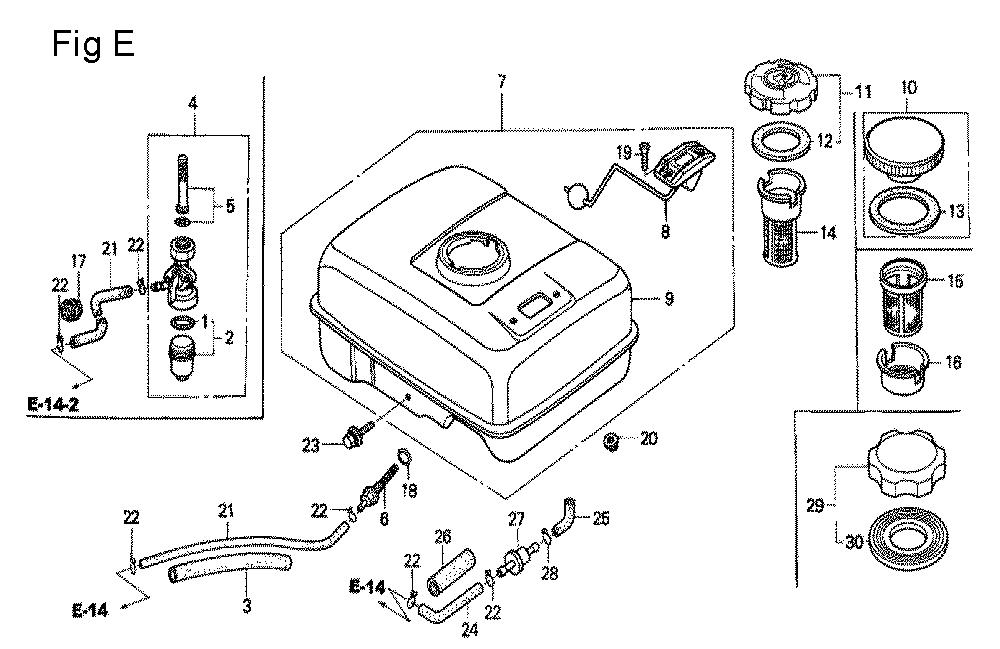 GX200-TTX2-Honda-PB-5Break Down