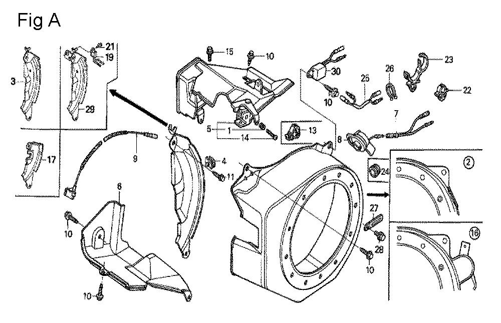GX200-TVGG2-Honda-PB-1Break Down