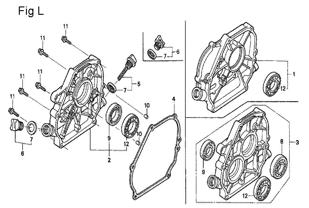 GX200-TVGG2-Honda-PB-12Break Down