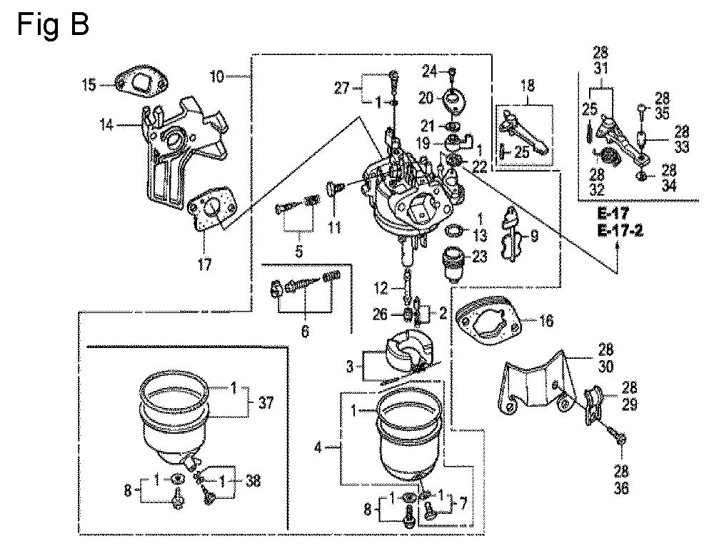 GX200-TVGG2-Honda-PB-2Break Down