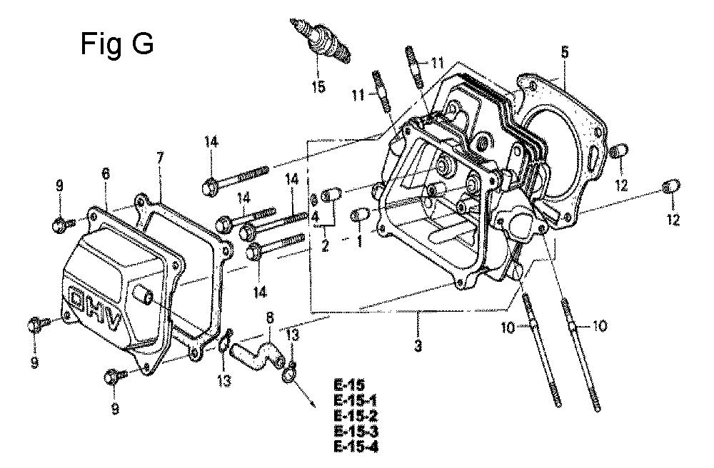 GX200-TVGG2-Honda-PB-7Break Down