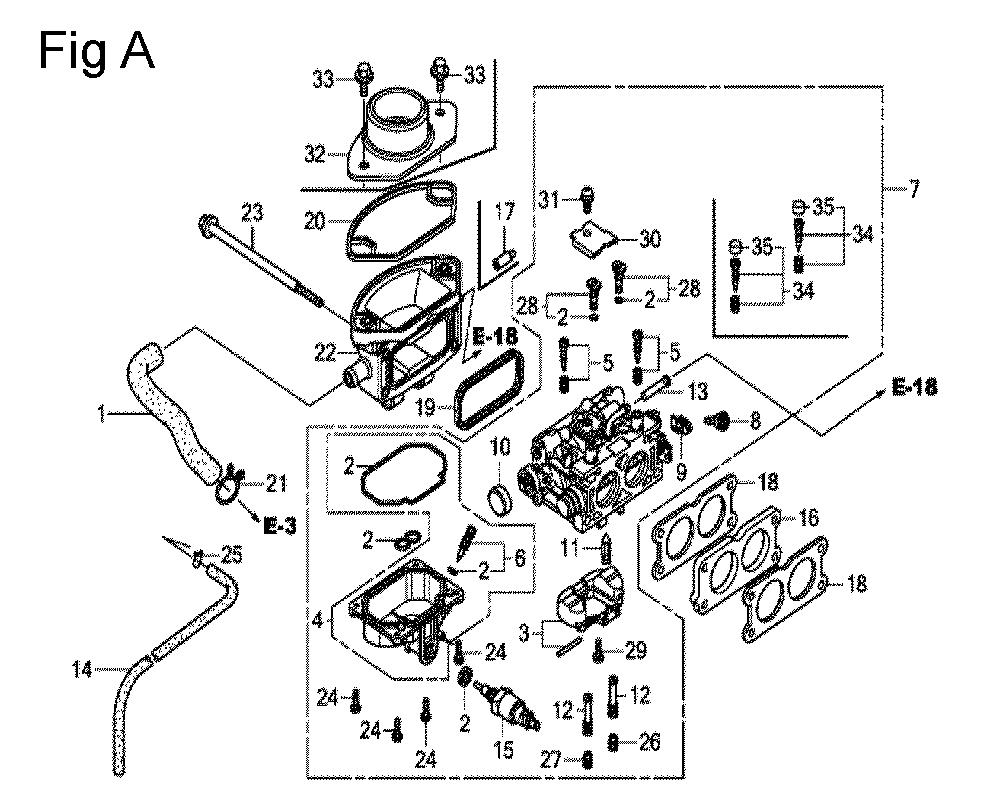 GX630R-TQZF8-Honda-PB-1Break Down