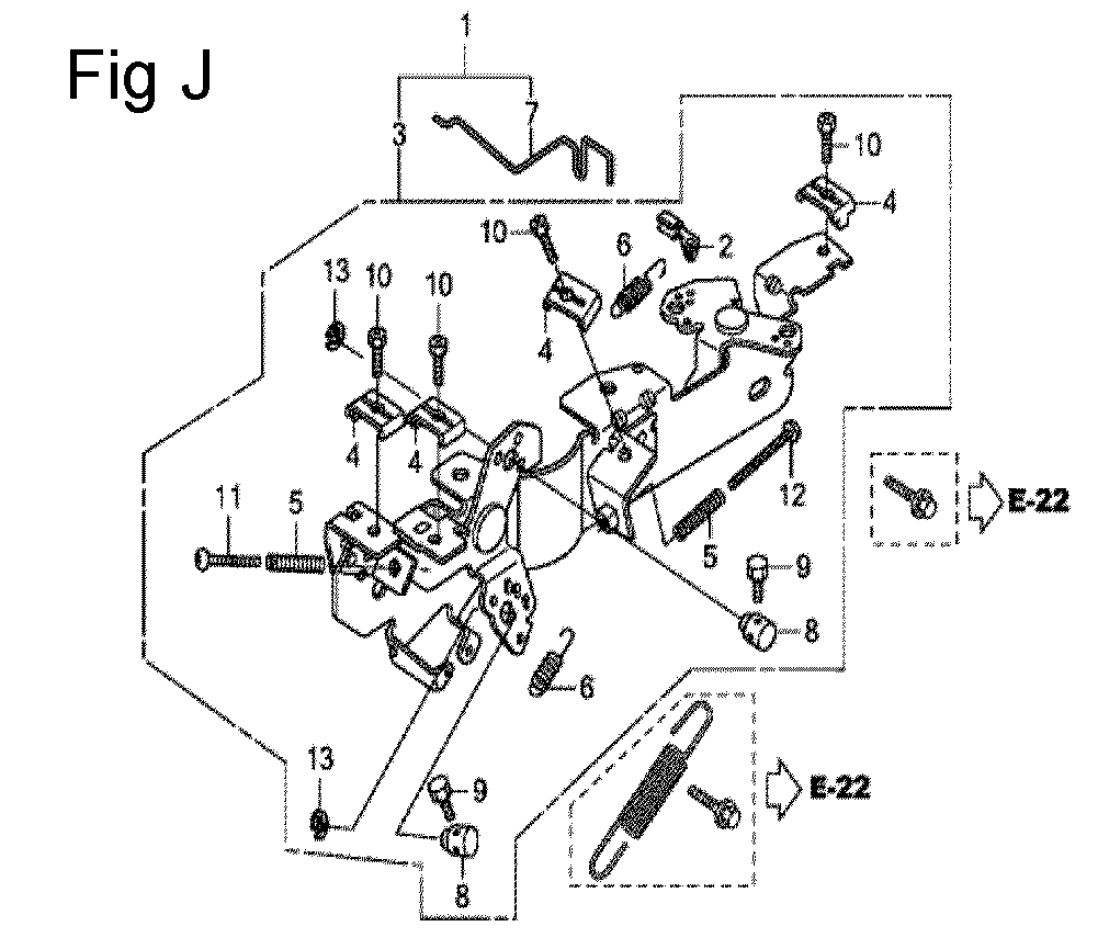 GX630R-TQZF8-Honda-PB-10Break Down