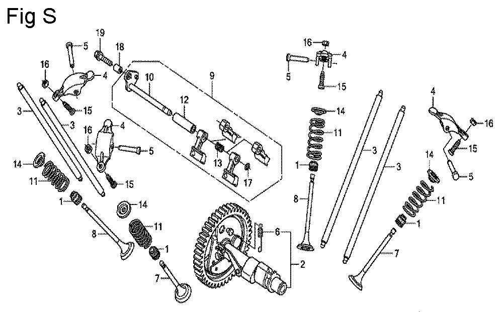 GX630R-TQZF8-Honda-PB-19Break Down
