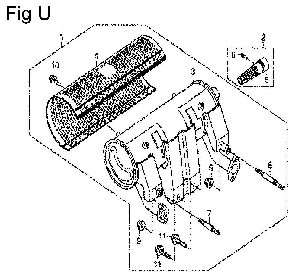 GX630R-TQZF8-Honda-PB-21Break Down