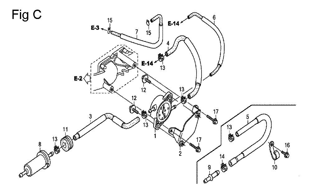 GX630R-TQZF8-Honda-PB-3Break Down