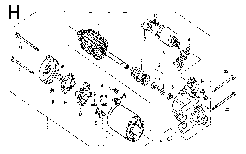 gx670 honda engine wiring diagram