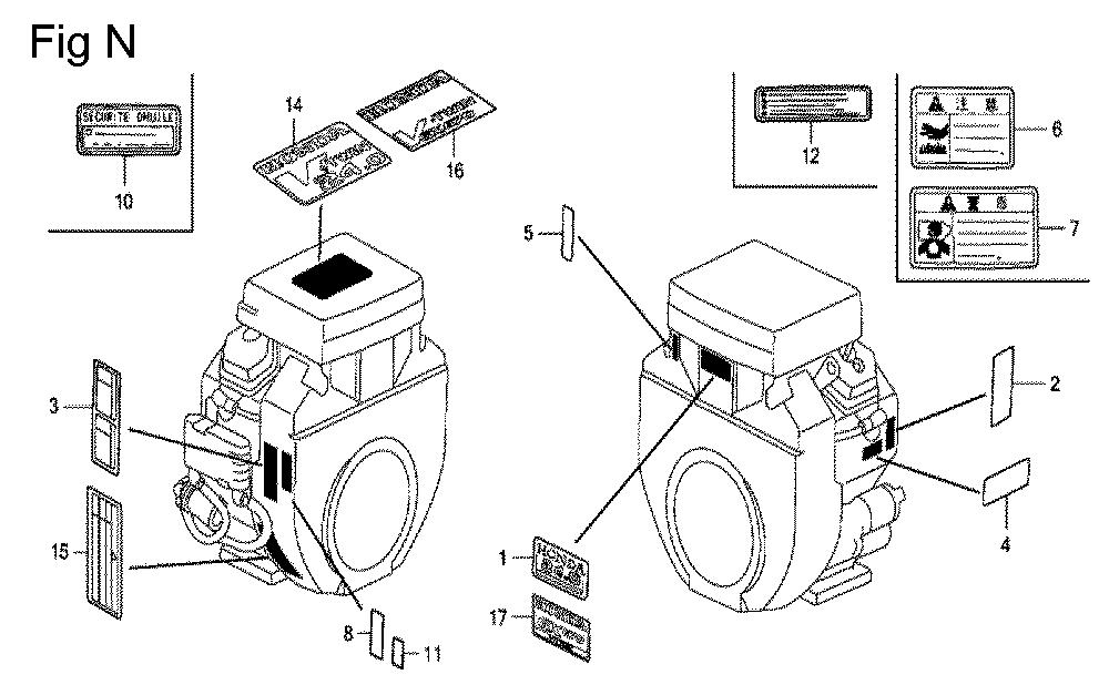 GX670-TVXE2A-Honda-PB-14Break Down