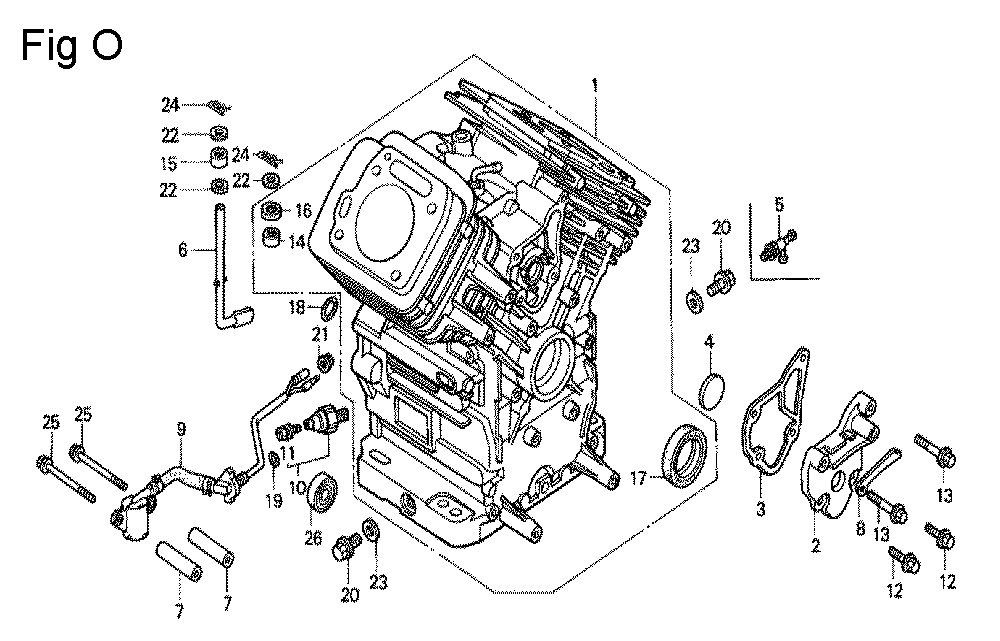 GX670-TVXE2A-Honda-PB-15Break Down