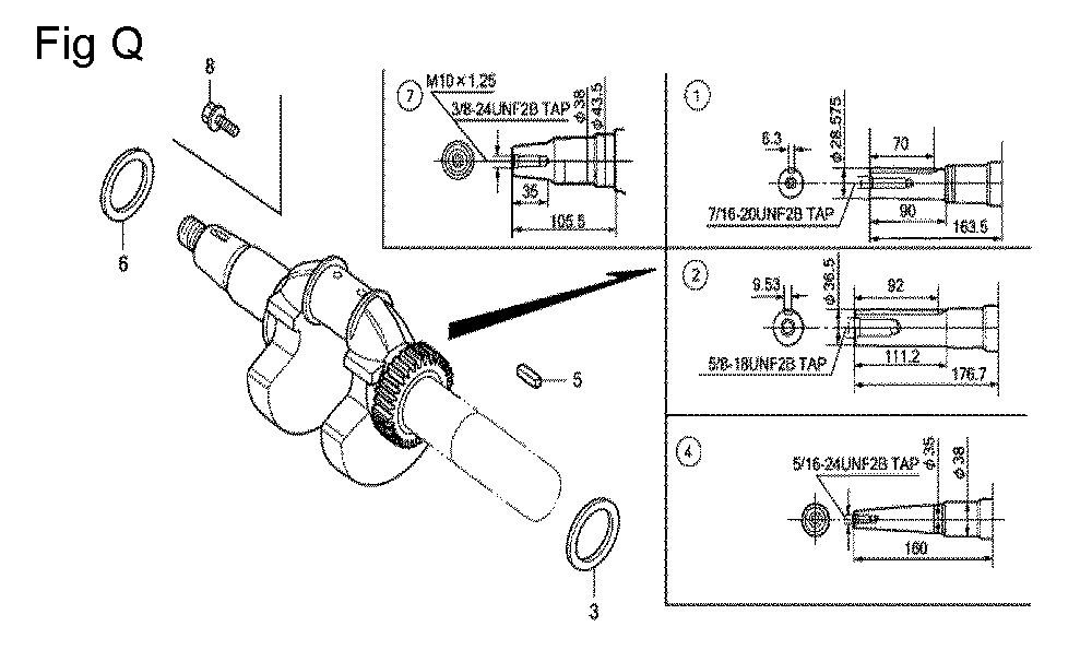 GX670-TVXE2A-Honda-PB-17Break Down