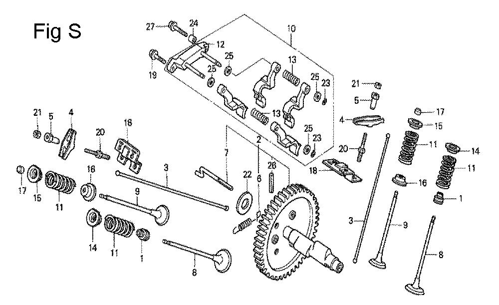 GX670-TVXE2A-Honda-PB-19Break Down