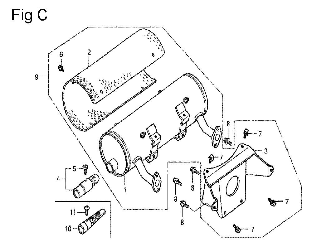 GX670-TVXE2A-Honda-PB-3Break Down