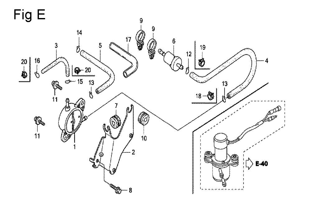 GX670-TVXE2A-Honda-PB-5Break Down