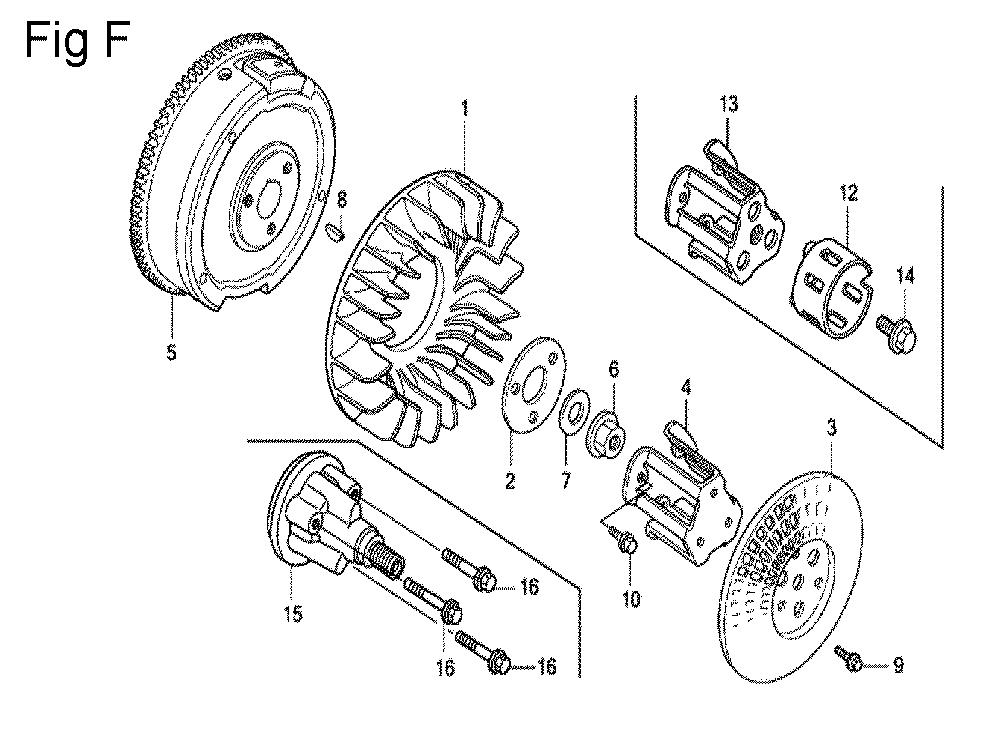 GX670-TVXE2A-Honda-PB-6Break Down