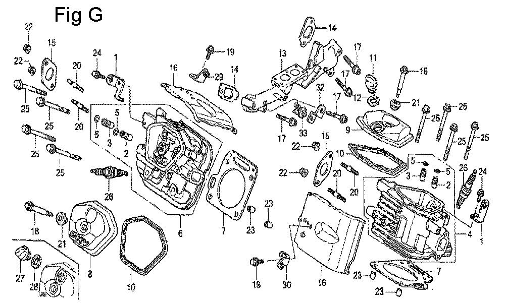 GX670-TVXE2A-Honda-PB-7Break Down
