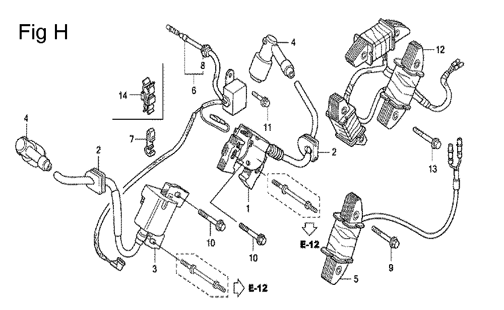 GX670-TVXE2A-Honda-PB-8Break Down