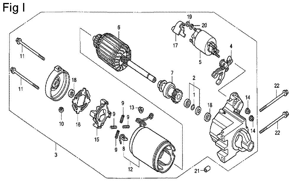 GX670-TVXE2A-Honda-PB-9Break Down