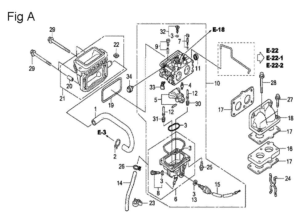 GX670U-TTXA2-Honda-PB-1Break Down