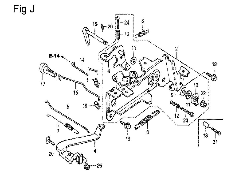 GX670U-TTXA2-Honda-PB-10Break Down