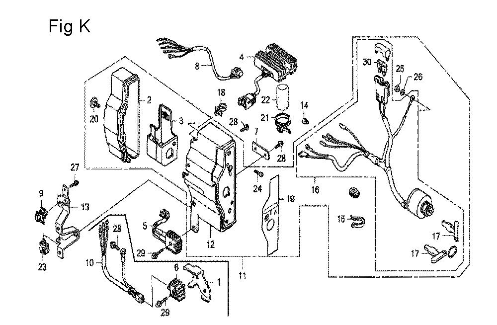 GX670U-TTXA2-Honda-PB-11Break Down