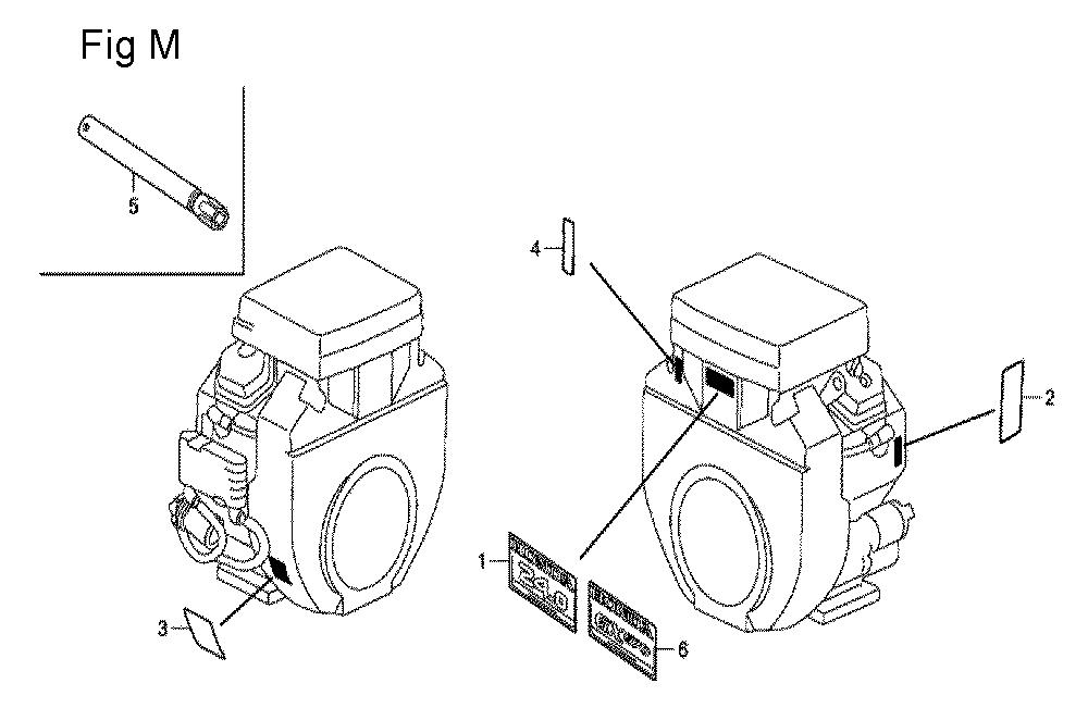 GX670U-TTXA2-Honda-PB-13Break Down