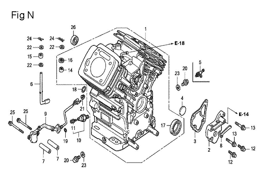 GX670U-TTXA2-Honda-PB-14Break Down