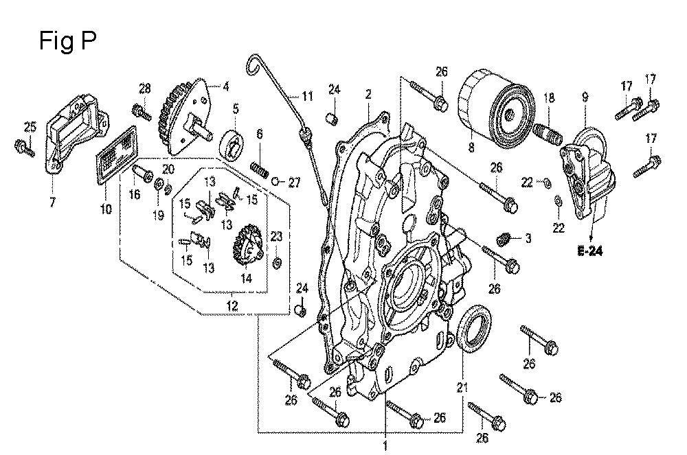 GX670U-TTXA2-Honda-PB-16Break Down