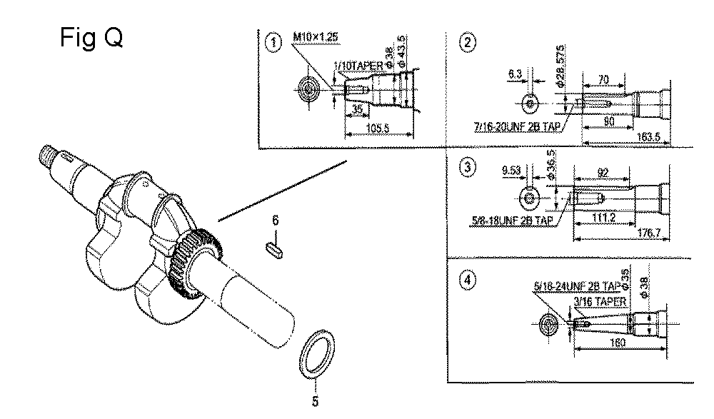 GX670U-TTXA2-Honda-PB-17Break Down