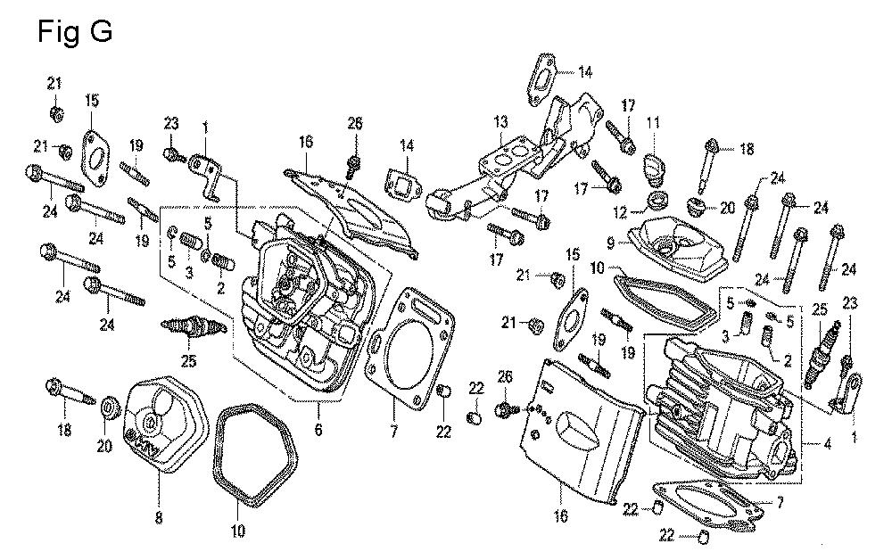 GX670U-TTXA2-Honda-PB-7Break Down