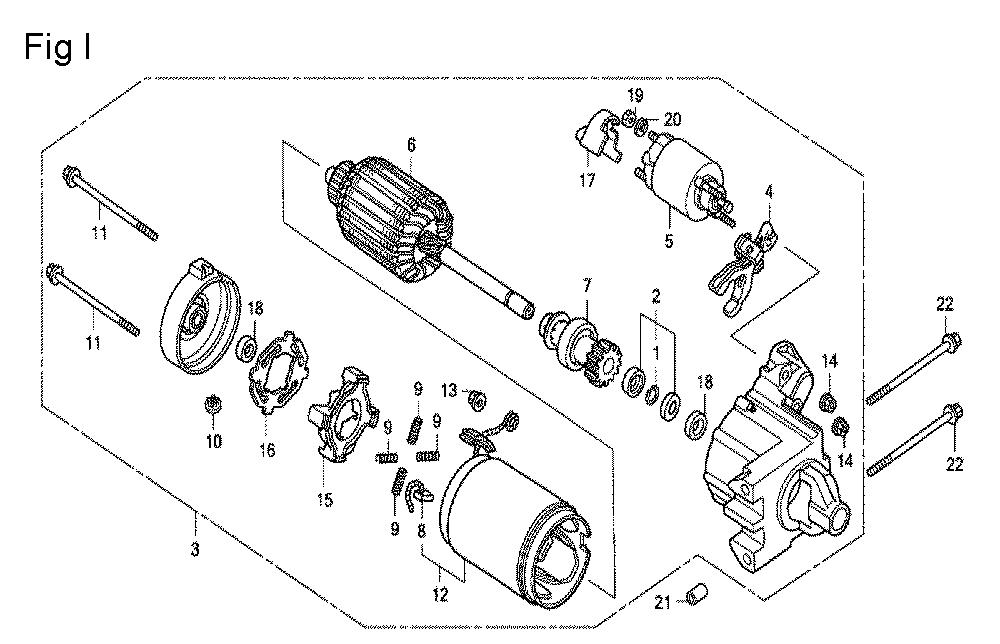 GX670U-TTXA2-Honda-PB-9Break Down
