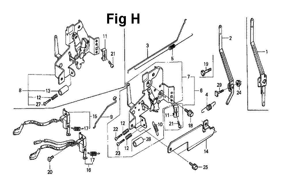 GXV120-TN2F-Honda-PB-8Break Down