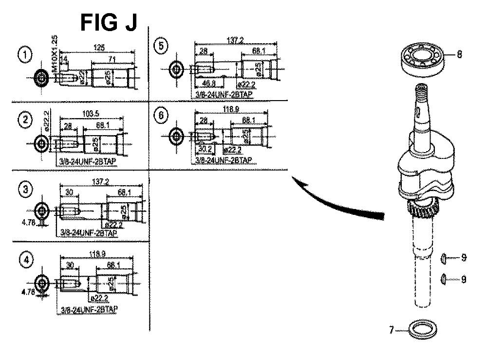 GXV140-TA1K6-Honda-PB-10Break Down