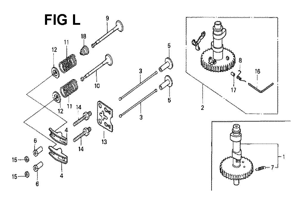 GXV140-TA1K6-Honda-PB-12Break Down