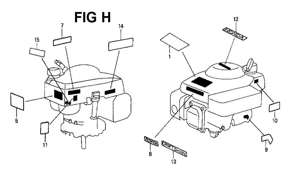 GXV140-TA1K6-Honda-PB-8Break Down