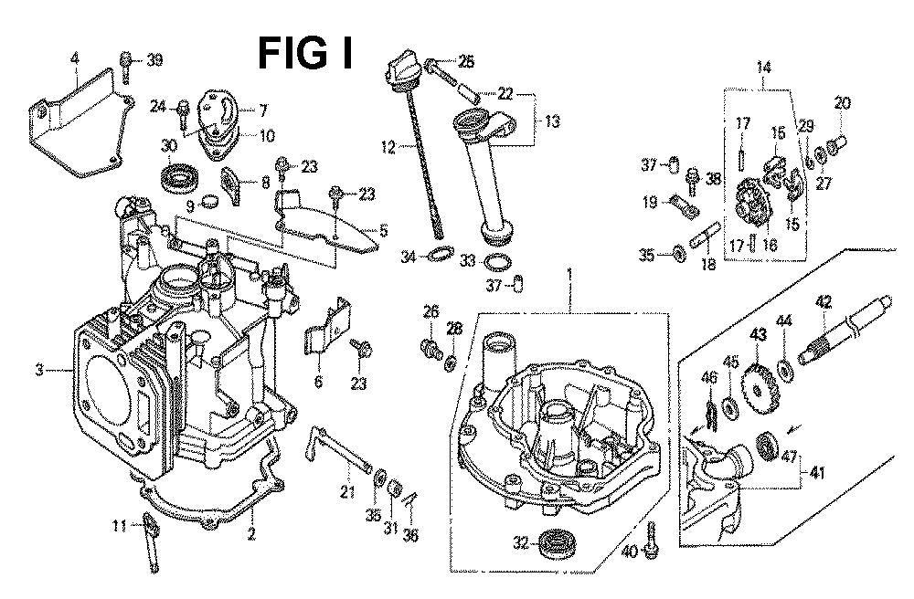 GXV140-TA1K6-Honda-PB-9Break Down