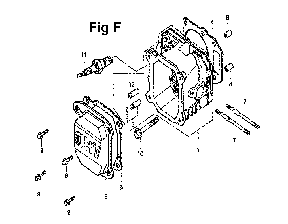 GXV140-TMAD-Honda-PB-6Break Down