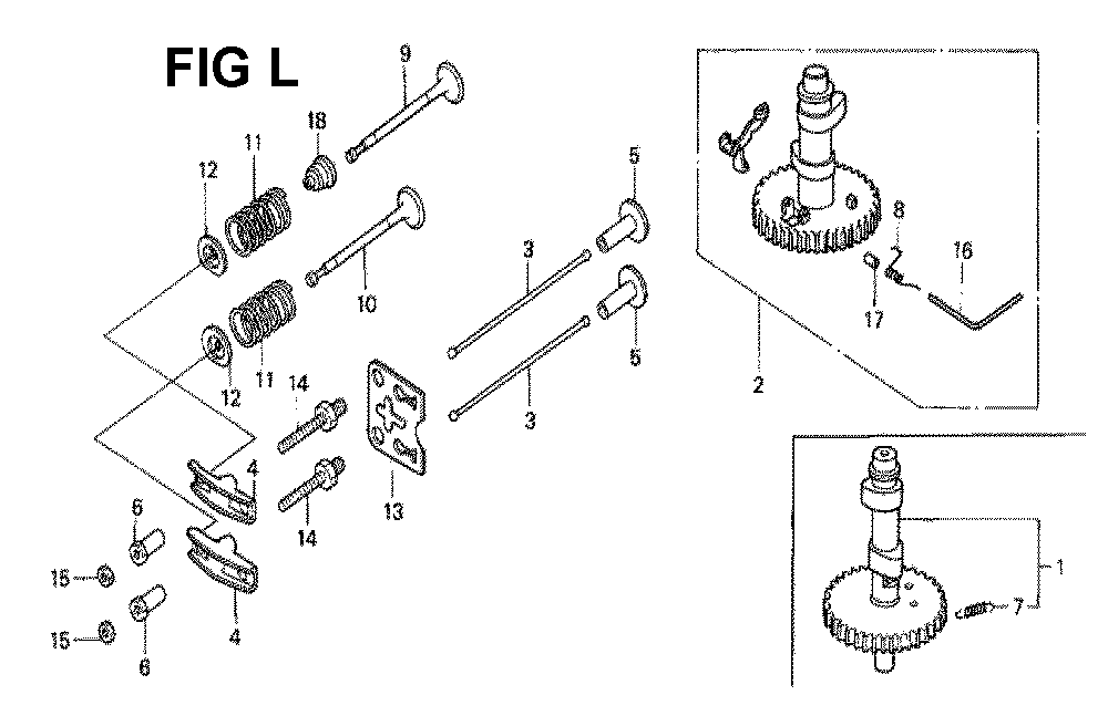 GXV140-TMAH-Honda-PB-12Break Down