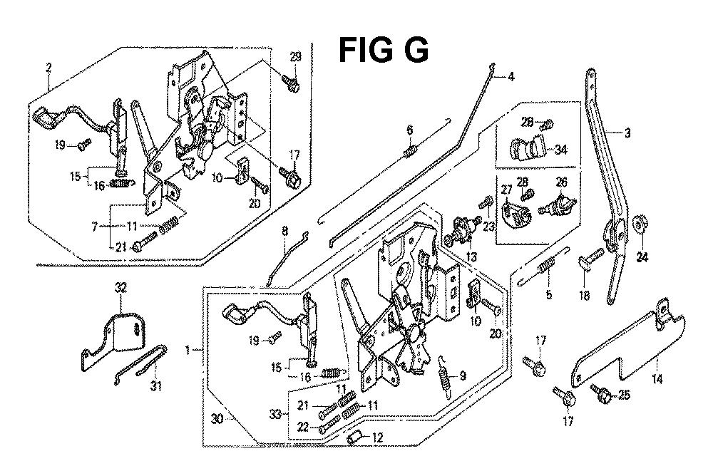 GXV140-TMAH-Honda-PB-7Break Down