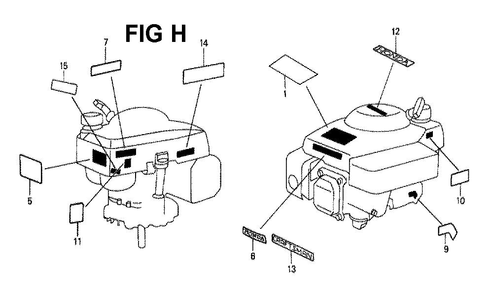 GXV140-TMAH-Honda-PB-8Break Down