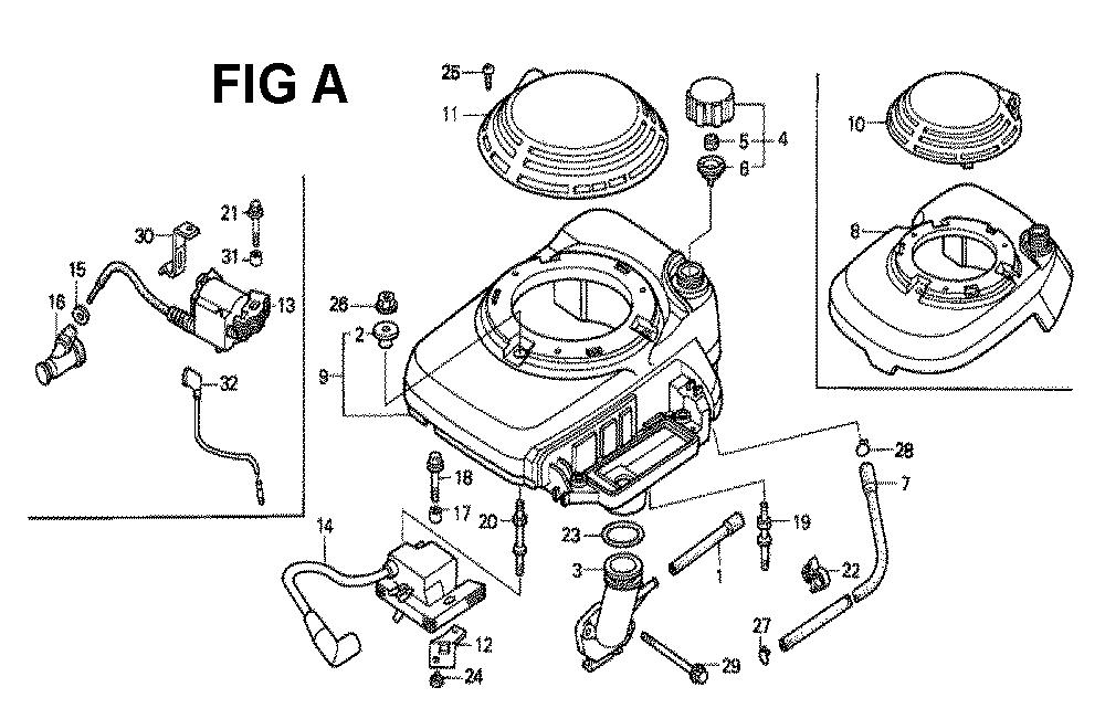 GXV140-TN1KC-Honda-PB-1Break Down