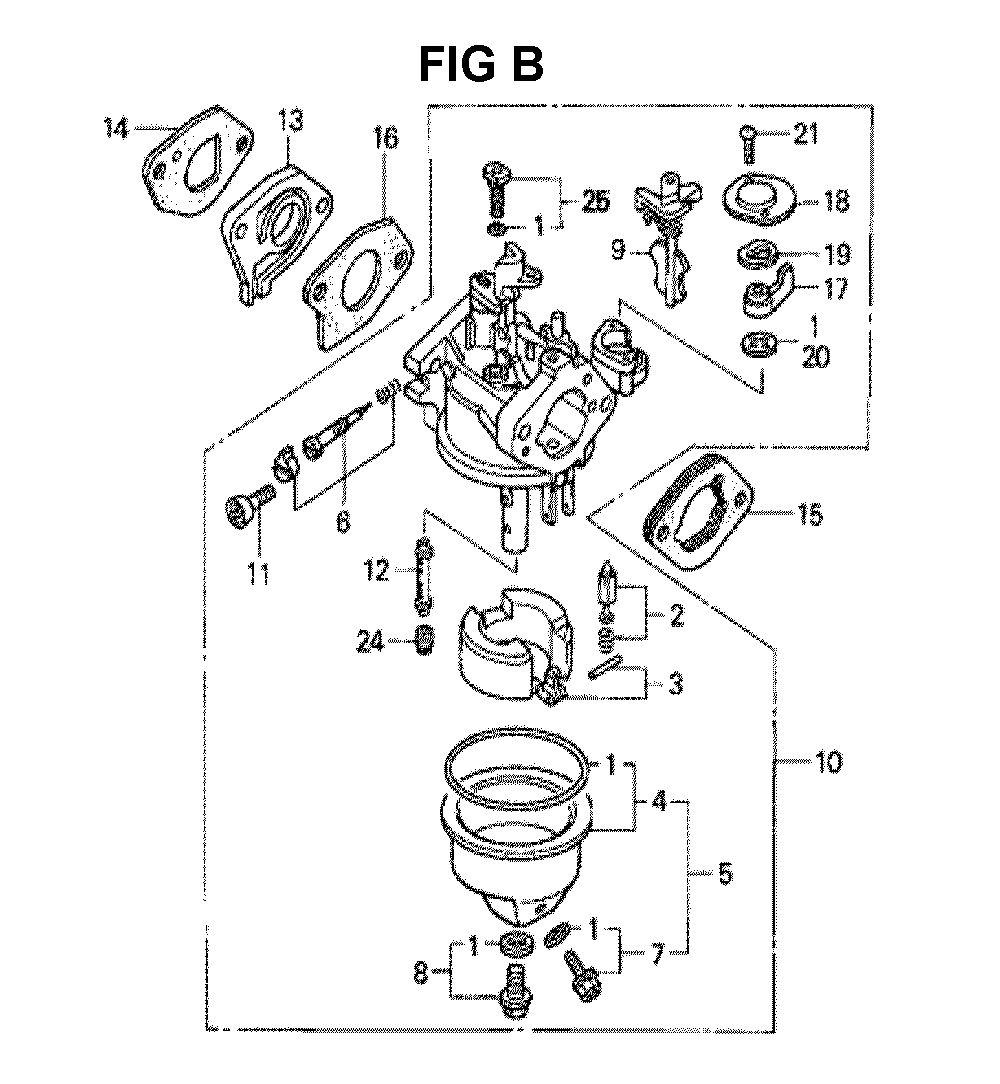 GXV140-TN1KC-Honda-PB-2Break Down