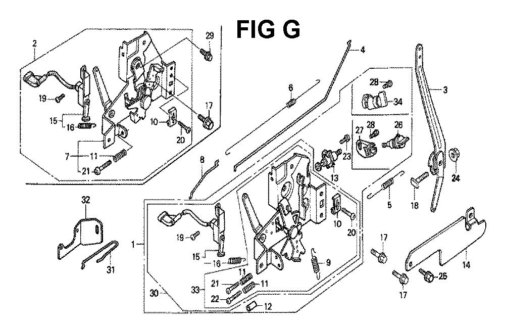GXV140-TN1KC-Honda-PB-7Break Down