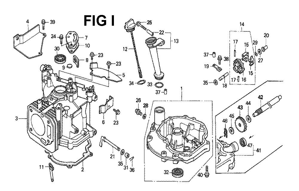 GXV140-TN1KC-Honda-PB-9Break Down