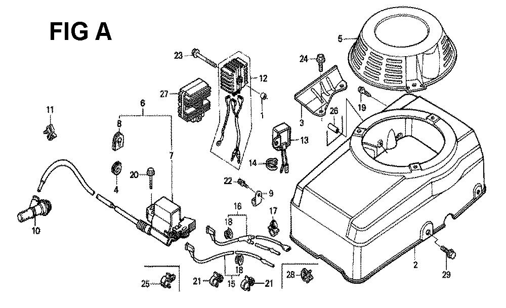 GXV340K1-TDN4-Honda-PB-1Break Down