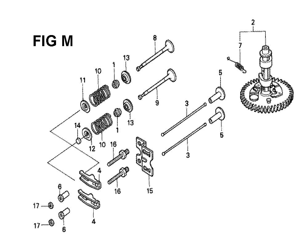 GXV340K1-TDN4-Honda-PB-13Break Down